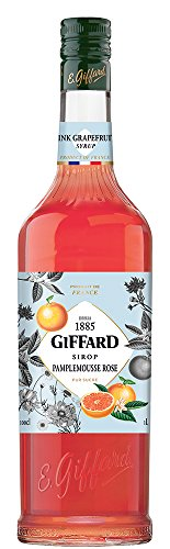 Coctail-Sirup Giffard Pink Grapefruit 1L