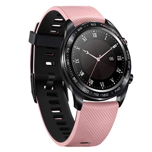 Honor Reloj Dream Smart Watch Sport Sleep Run para Hacer Ciclismo Natación Gpsamo, Color Negro