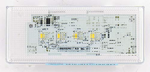 Price comparison product image CoreCentric Remanufactured Refrigerator Appliance Light Board Replacement for Whirlpool W10515058 / WPW10515058