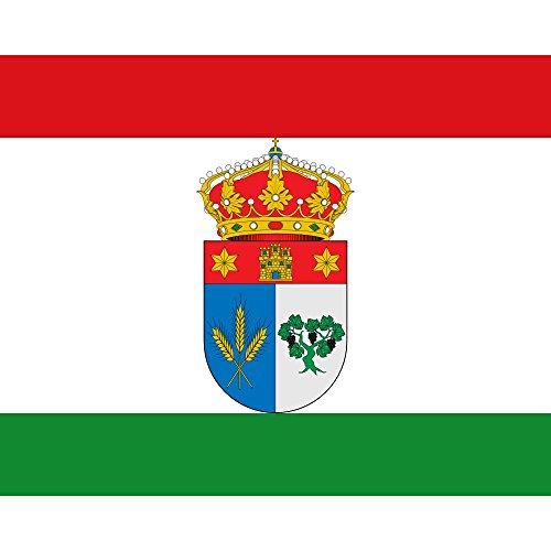 magFlags Bandera Large Municipio de Quintanabureba Castilla y León | 1.35m² | 120x120cm