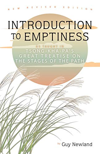 Introduction to Emptiness: As Taught in Tsong-Kha-Pa's Great Treatise on the Stages of the Path (English Edition)