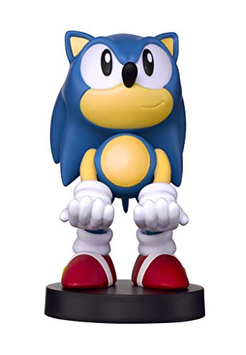 Sonic Le Herisson - Figurine Cable Guy Sonic - 20cm