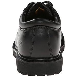 Skechers Men's Plain-M, Black, 11 M US