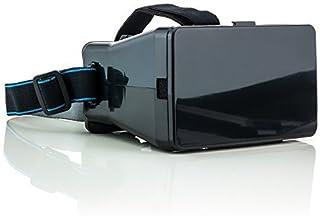 Saxonia VR Realidad Virtual Gafas 3D para Sony Xperia | Universal Visor Virtual Reality Video Juegos simulación