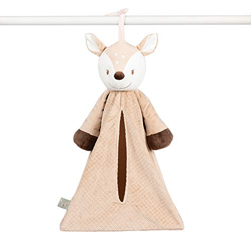 Nattou luiertas voor babykamer voor meisjes en jongens Fanny de hert multicolor