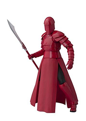 Bandai SH Figuarts Star Wars Last Jedi Praetorian Guard Whip Staff Action Figure