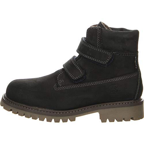 Lepi Jungen Boots Stiefel blau Gr. 38