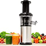 Best Cold Press Juicers - RoboTouch iSqeez Compact Slow Juicer Powerful 200 Watts Review