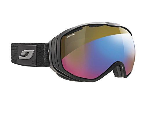 Julbo Titan Skibril voor brildragers OTG met fotochromatisch en polarisatiedisplay, heren, zwart/rubber, XXL