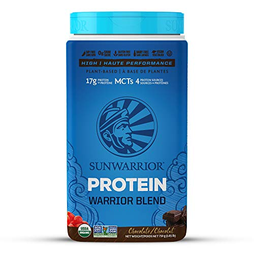 SUNWARRIOR Warrior Blend Protein Chocolate 3.0, 750 g