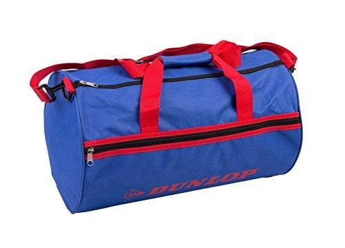 Dunlop bagaglio leggero da trasportare su borsa da viaggio con tracolla regolabile