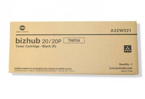 A32W021 - KONICA MINOLTA KONICA BIZHUB 20P TONER BLACK