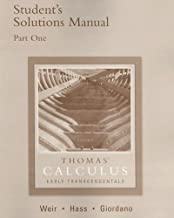 Best solution thomas calculus 11th edition Reviews