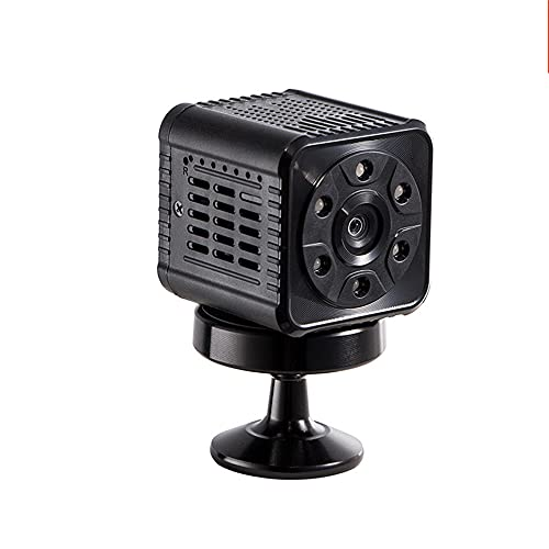 CHENPENG Mini cámaras espía, cámara Oculta inalámbrica HD 1080P WiFi, con grabación de Video, visión Nocturna, detección de Movimiento Tiny Nanny CAM para la Seguridad del hogar/automóvil