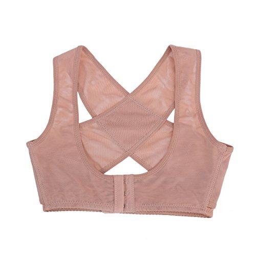 ULTNICE Geradehalter zur Haltungskorrektur Brust BH Unterstützung für Frauen - Größe M