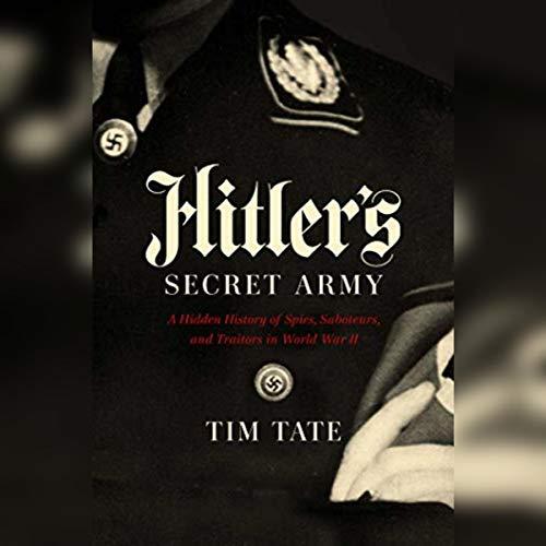 Hitler's Secret Army cover art