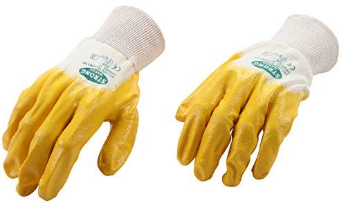 Kraftmann 9961 | Nitril-Handschuhe | Gr. 10