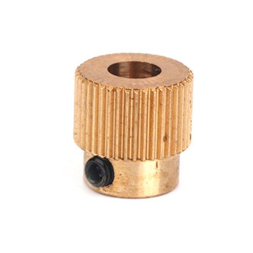 Sistema electrónico de extrusión de 40 bocado de cobre de