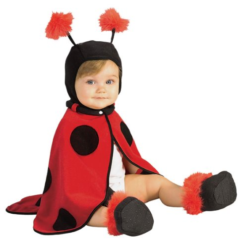 Caped Cuties, Lil Ladybug Infant Costume