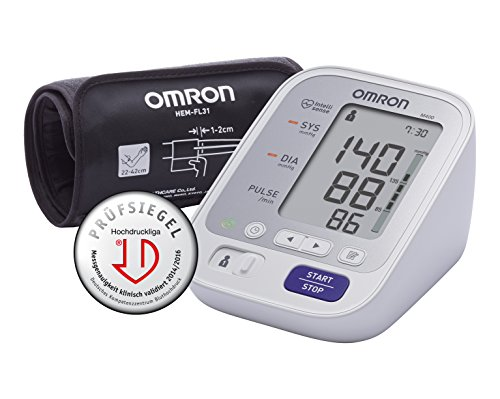 OMRON M400 – Oberarm-Blutdruckmessgerät mit Intelli Wrap-Manschette