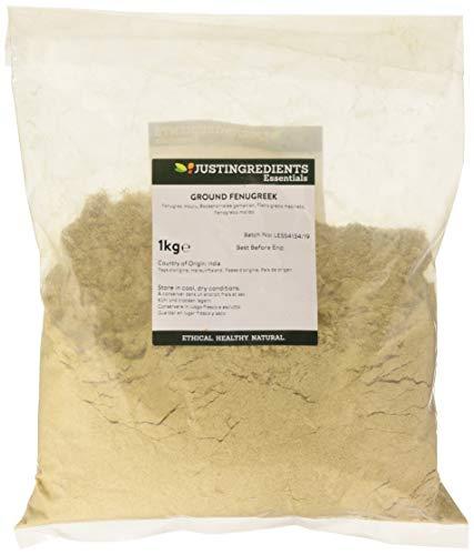 JustIngredients Essential Fenogreco Molido, 1 kg