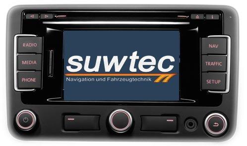 Navi RNS 315 RNS315 5P0035191 D DAB+ FSE Bluetooth