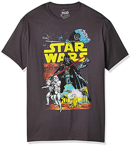 Star Wars Boy's Rebel Graphic T-Shirt
