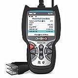 INNOVA CarScan Advisor 5210 Code Scanner - Professional OBD2 Code Reader - Emission Test Scan Tool - Live Data & Battery Test - RepairSolutions2 App - Check Engine Light Code Reader