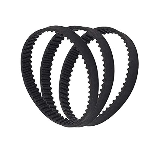 Neigei 3D Printer Parts 1pc 3D Printer Belt Closed Loop Rubber GT2 Timing Belt 2GT-6 200mm 110/200/280/300/400/610/852 Width 6mm For UM2 Ultimaker Slider (Color : 1pc, Size : 852mm)