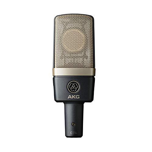 AKG C314 Kondensatormikro multipattern