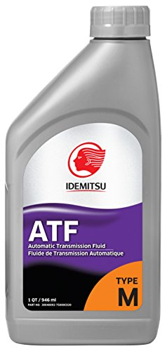 Idemitsu ATF Type M (M3/M5) Automatic Transmission Fluid for Ford/Mazda - 1 Quart