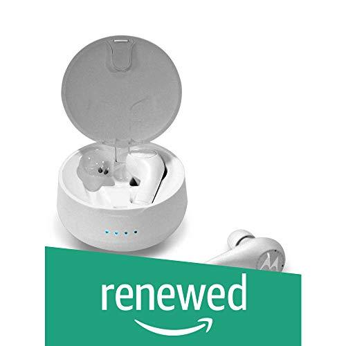 Motorola Verve Buds 500 True Wireless Bluetooth in-Ear Headphones White (Renewed)