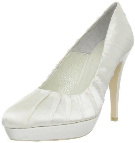 Menbur Wedding Edith Edith - Zapatos de Novia de Tela para Mujer,...