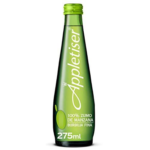 Appletiser - Refresco de Manzana natural con burbuja fina - botella de vidrio 275 ml