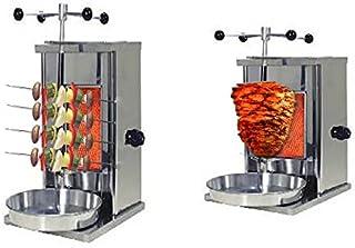 TurcoBazaar Doner Kebab Shamarma Machine LPG Gas - One Stove