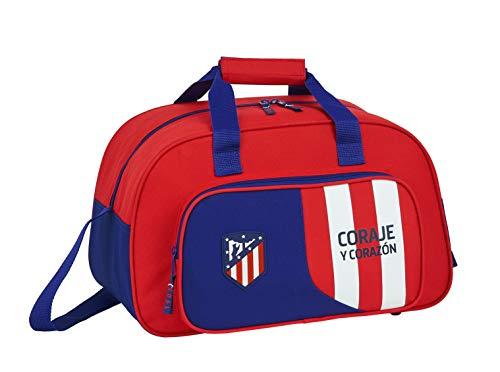 Safta 712045273 Bolsa deporte Bolso de viaje Atlético de Madrid