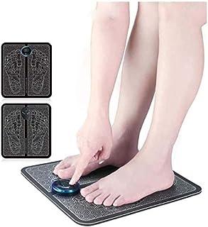 JAMIE Machine Foot Massager Leg Shaping Massage Cushion, Muscle Stimulator Foot Circulator to Improve Circulation, Relax S...