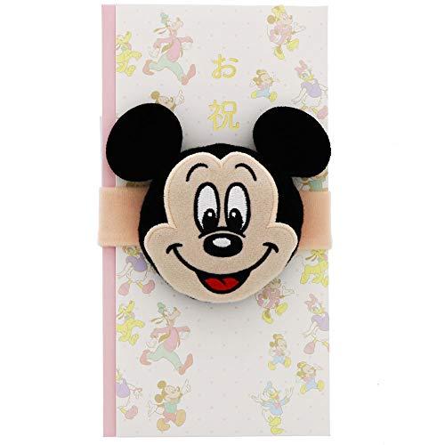 サンスター文具 ディズニー 祝儀袋 がらがら付ご祝儀袋 アンドマム ミッキー S2074990