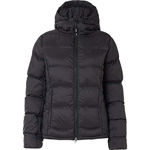 Oakley Men's Stellar Insulated Hooded Jackets,Medium,Blackout