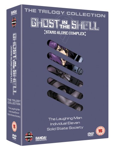 Ghost In The Shell - Stand Alone Complex Trilogy
