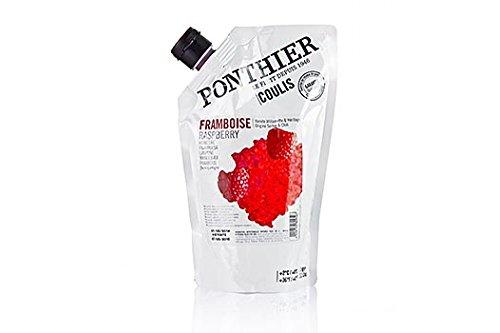 Coulis Himbeere, Sauce, 17% Zucker, 1 kg
