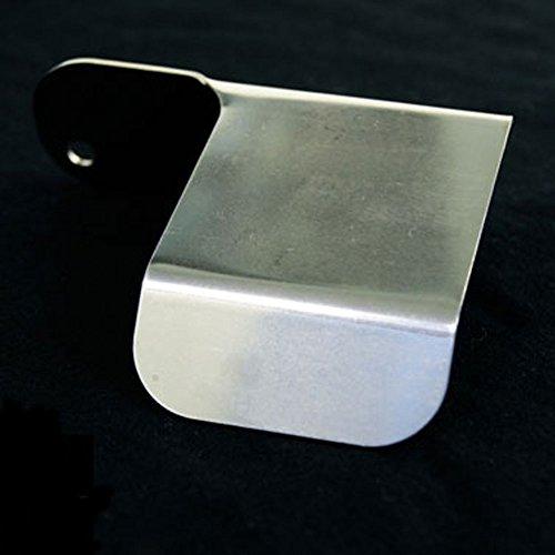 MAPerformance Cam Angle Sensor Heat Shield CAS Compatible with 2003-06 Mitsubishi Evolution 8 9 VIII IX