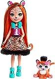 Enchantimals - Muñeca Tanzie Tiger - (Mattel FRH39)