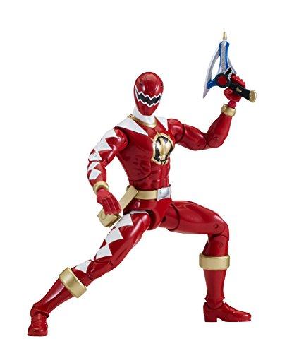 """Power Ranger 6.5"""" Legacy Action Figure, Dino Thunder Red"""