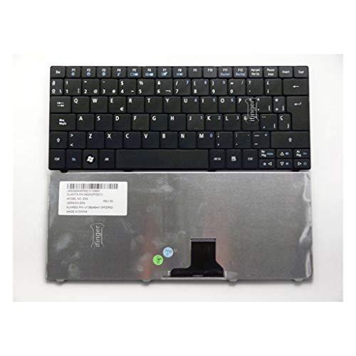 IFINGER Teclado para Acer Aspire One 722 EN ESPAÑOL Negro