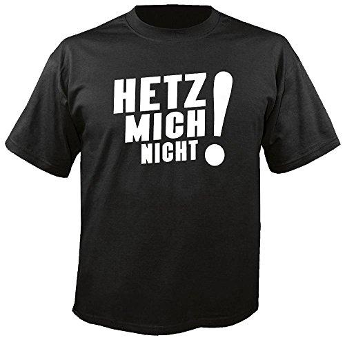 Sascha GRAMMEL - Hetz Mich Nicht! - T-Shirt Größe S