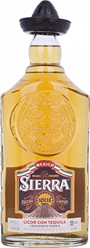 Sierra Spiced Special Edition Liquor Tequila - 700 ml