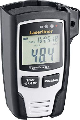 Hygromètre Laserliner 082.031A 082.031A 0% HR 100% HR Affichage anti-moisissure/point de rosée 1 pc(s)