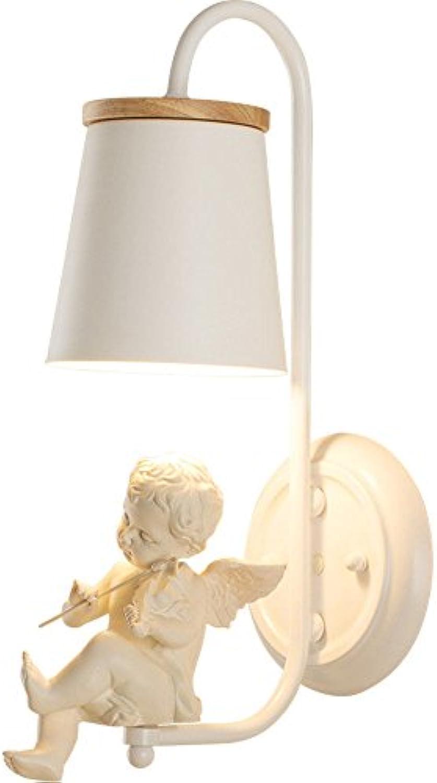 Nordic Schlafzimmer Wand Lampe Gang einfache moderne Lampen Kinderzimmer Wohnzimmer Treppe Nachttischlampe Wandleuchte