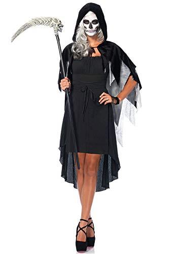 Leg Avenue Costume Femme Cruelle Faucheuse Noir Taille Unique
